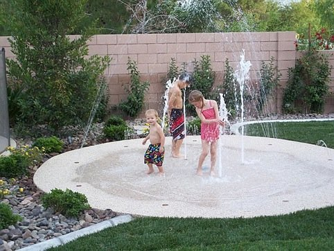 diy splash pad instructions