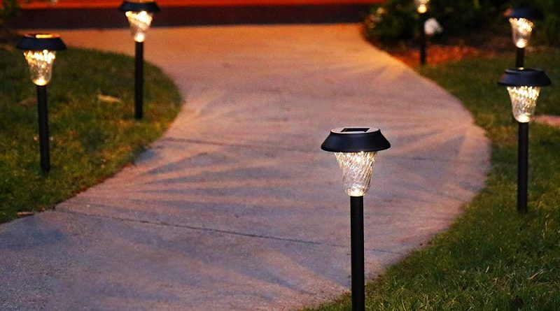 Avoid Potential Trip Hazards with Solar Lights