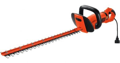 Black and Decker Hedge Hog 2455 Corded Hedge Trimmer Review