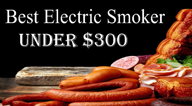 Best Electric Smoker Under $300