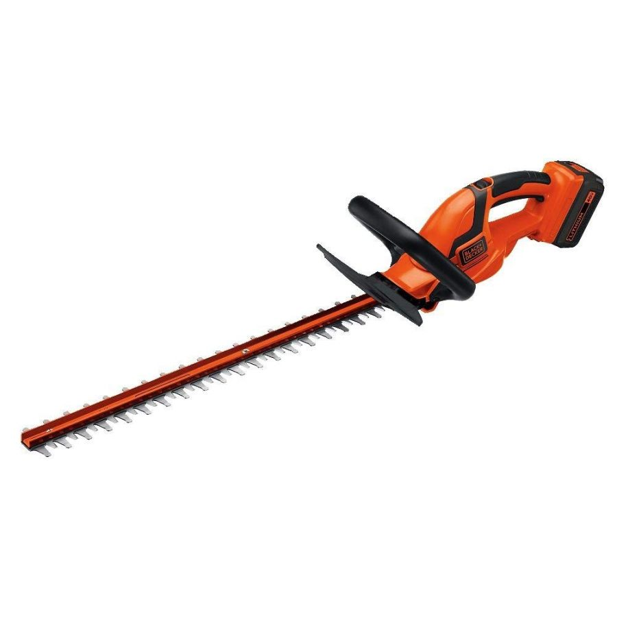 BLACK+DECKER LHT2436 Cordless Hedge Trimmer Review