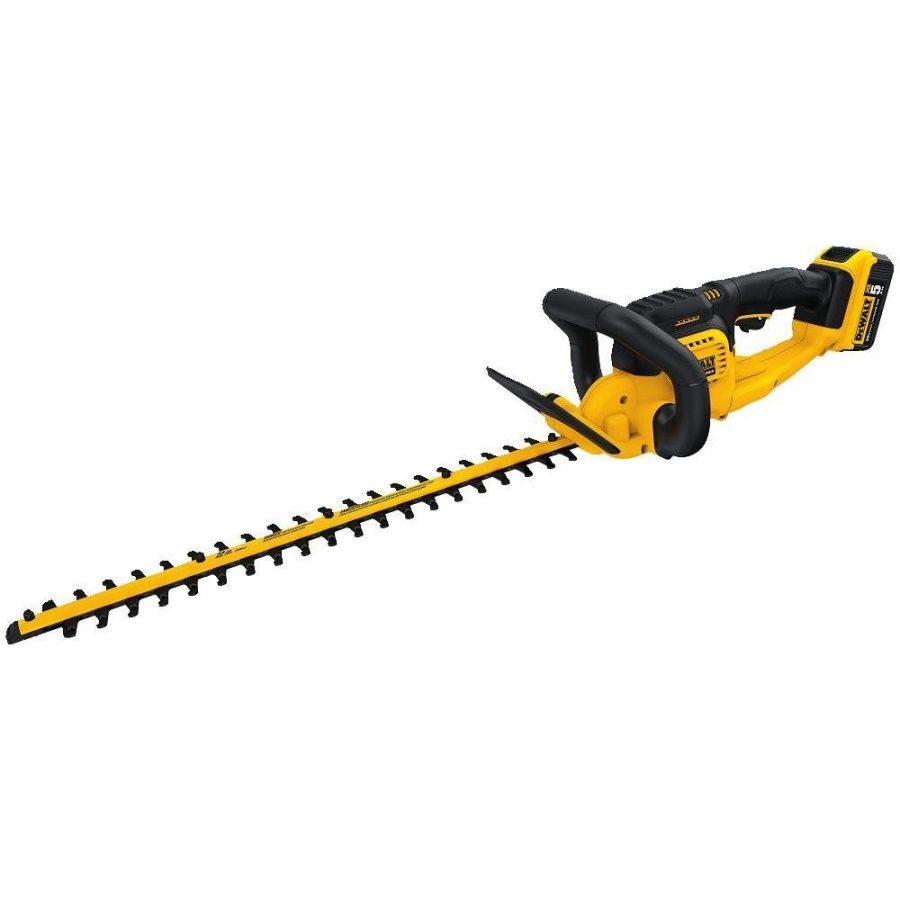 DeWALT DCHT820P1 20 V Max Hedge Trimmer Review