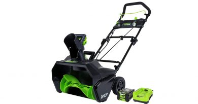 Greenworks PRO 2600402 Cordless Snow Blower Review