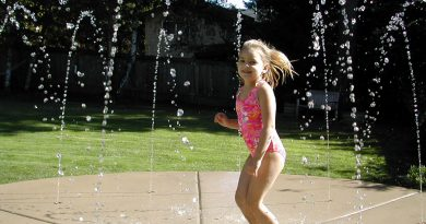 DIY Splash Pad Kits: Choosing the Best One for Your Home