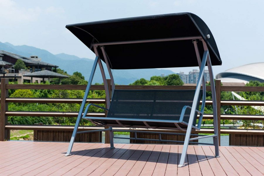 29 Outdoor Canopy Lounge Sling