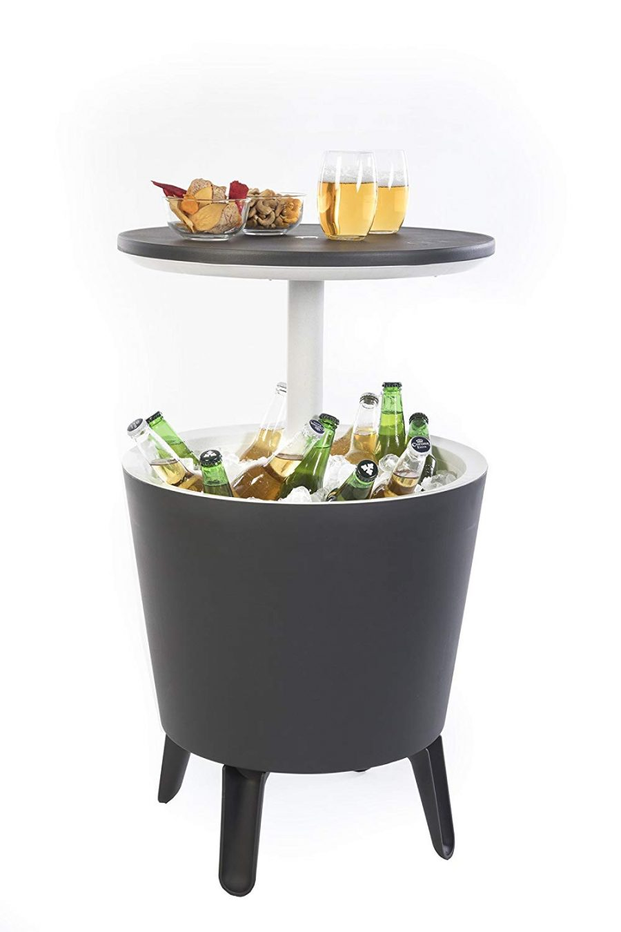 Cool Outdoor Patio Cooler Table