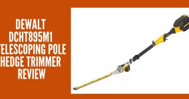 DEWALT DCHT895M1 Telescoping Pole Hedge Trimmer Reviews