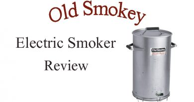 Old Smokey Electric Smoker Review
