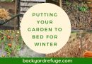 Putting Your garden to bed for winter