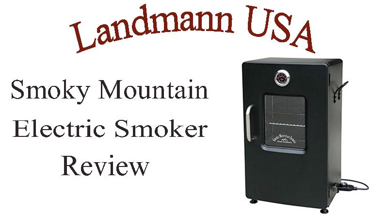 Landmann USA Smoky Mountain Electric Smoker