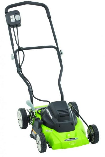 Earthwise 50214 14-Inch 8-Amp Side Discharge-Mulching Corded Electric Lawn Mower