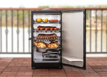 Masterbuilt 20071117 30inch Digital Electric Smoker 1