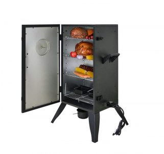 Smoke Hollow 30162E 30-Inch Electric Smoker 2